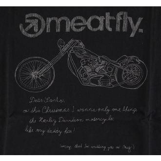 t-shirt street uomo unisex - WISHLIST B - MEATFLY, MEATFLY