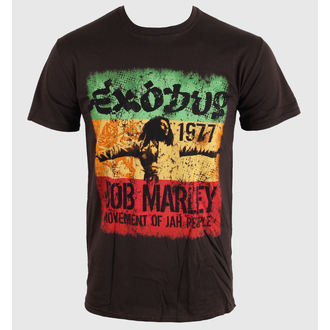 t-shirt metal uomo unisex Bob Marley - Movement Dk - ROCK OFF, ROCK OFF, Bob Marley