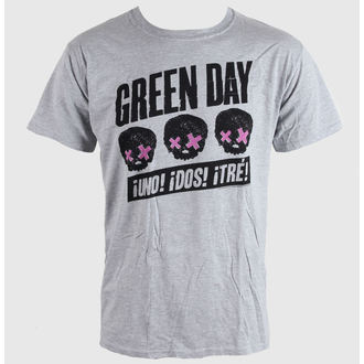 t-shirt metal uomo unisex Green Day - Heads Better Than - BRAVADO EU, BRAVADO EU, Green Day