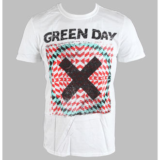 t-shirt metal uomo unisex Green Day - Xllusion - BRAVADO EU, BRAVADO EU, Green Day