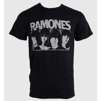 t-shirt metal uomo unisex Ramones - Odeon Poster - BRAVADO EU, BRAVADO EU, Ramones