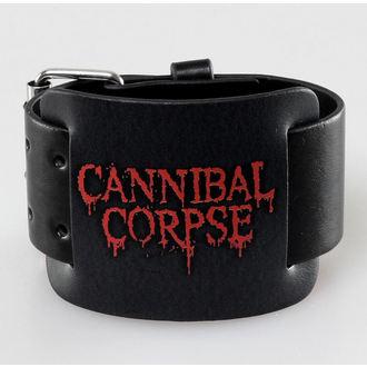 bracciale Cannibal Corpse - Logo - RAZAMATAZ, RAZAMATAZ, Cannibal Corpse