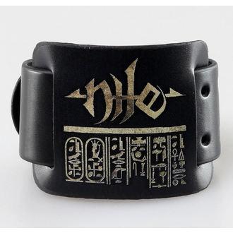 bracciale Nile - Logo / Geroglifici - RAZAMATAZ, RAZAMATAZ, Nile