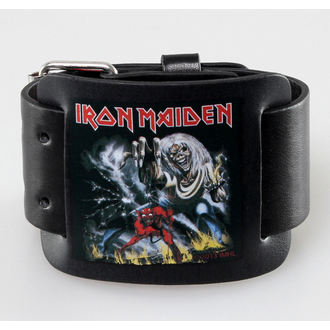 bracciale Iron Maiden - Number Of The Beast - RAZAMATAZ, RAZAMATAZ, Iron Maiden
