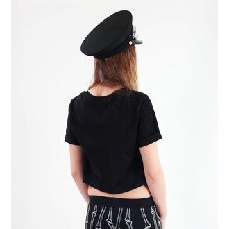 t-shirt donna unisex - Ouija Crop - KILLSTAR, KILLSTAR