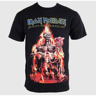 t-shirt metal uomo bambino Iron Maiden - CM EXL Seventh Son - BRAVADO EU, BRAVADO EU, Iron Maiden