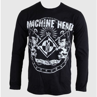 t-shirt metal uomo bambino Machine Head - Classic Crest - BRAVADO EU, BRAVADO EU, Machine Head