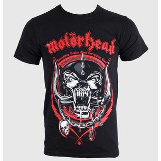 t-shirt metal uomo bambino Motörhead - Lightning Wreath - BRAVADO EU, BRAVADO EU, Motörhead