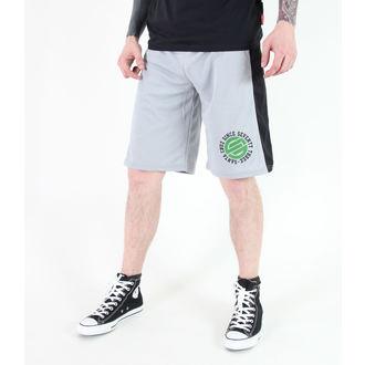 pantaloncini uomo SANTA CRUZ - Circolare BASKET - GRIGIO, SANTA CRUZ