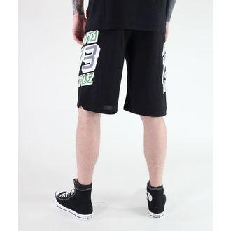 pantaloncini uomo SANTA CRUZ - XL OG BASKET - BLACK, SANTA CRUZ