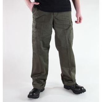 pantaloni uomo MIL-TEC - US Ranger Hose - Oliv, MIL-TEC