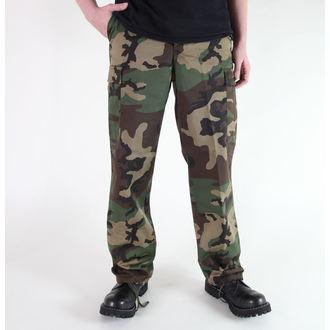 pantaloni uomo MIL-TEC - US Ranger Hose - Woodland, MIL-TEC