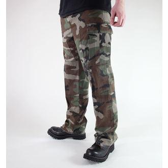 pantaloni uomo MIL-TEC - US Feldhose - Prewash W / L, MIL-TEC