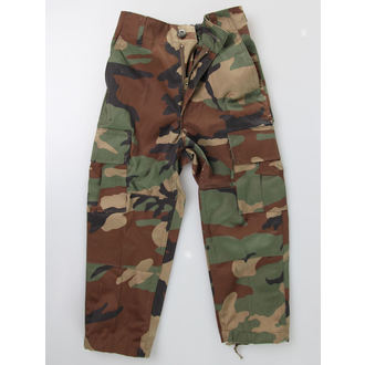pantaloni bambino MIL-TEC - US Hose - Woodland, MIL-TEC