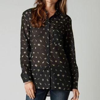 camicia donna FOX - Adlibs, FOX