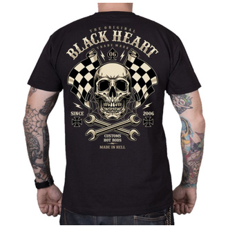 t-shirt street uomo - STARTER - BLACK HEART, BLACK HEART