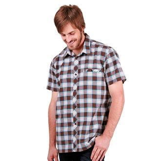 camicia uomo FUNSTORM - Bock - 04 Brown, FUNSTORM