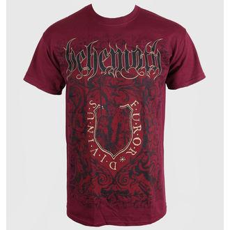 t-shirt metal uomo bambino Behemoth - Furor Divinus Maroon - PLASTIC HEAD, PLASTIC HEAD, Behemoth
