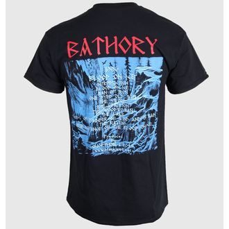 t-shirt metal uomo bambino Bathory - Blood On Ice - PLASTIC HEAD, PLASTIC HEAD, Bathory
