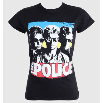 t-shirt metal uomo donna bambino Police - Greatest - PLASTIC HEAD, PLASTIC HEAD, Police
