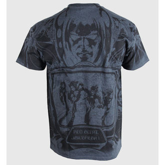 t-shirt metal uomo bambino Thin Lizzy - Jailbreak (All Over Print ) - PLASTIC HEAD, PLASTIC HEAD, Thin Lizzy