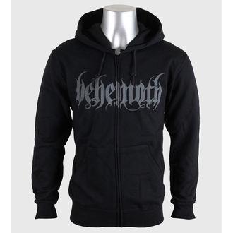felpa con capuccio uomo Behemoth - Logo II - PLASTIC HEAD, PLASTIC HEAD, Behemoth