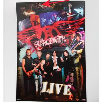 immagine 3D Aerosmith - Pyramid Posters - PPLA70121, PYRAMID POSTERS, Aerosmith