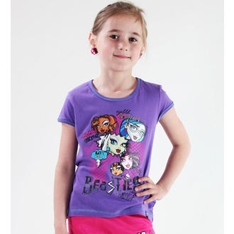 t-shirt film uomo bambino Monster High - Monster High - TV MANIA, TV MANIA, Monster High