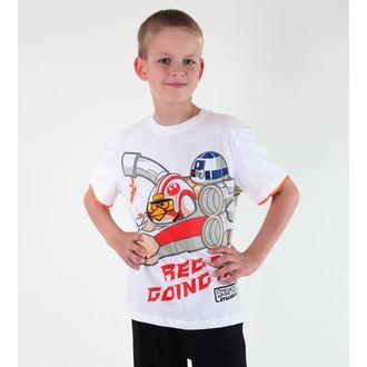 maglietta del film maschili per bambini Angry Birds - Angry Birds / Star Wars - TV MANIA, TV MANIA