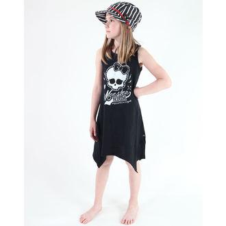 vestito donna TV MANIA - Monster High - Nero - MOH 551