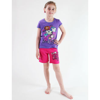 pantaloncini donna TV MANIA - Monster High - Pink, TV MANIA, Monster High