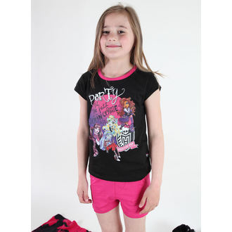 pigiama donna TV MANIA - Monster High - Nero, TV MANIA, Monster High