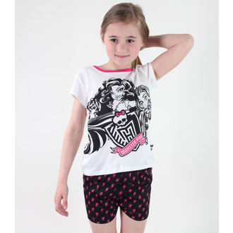 pigiama donna TV MANIA - Monster High - White, TV MANIA