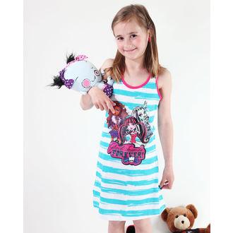 vestito donna TV MANIA Monster High - Bianco/Turchese, TV MANIA