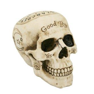 teschio (decorazione) - Ouija divination skull, NNM