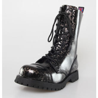scarpe NEVERMIND - 10 fori - Roldan Grigio, NEVERMIND