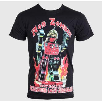 t-shirt metal uomo bambino Rob Zombie - Lord Dinosaur - ROCK OFF, ROCK OFF, Rob Zombie