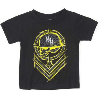 t-shirt street uomo bambino - SHRED - METAL MULISHA, METAL MULISHA