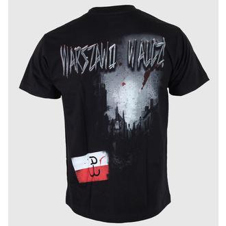 t-shirt metal uomo bambino Sabaton - Uprising - CARTON, CARTON, Sabaton