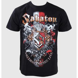 t-shirt metal uomo bambino Sabaton - Black - CARTON, CARTON, Sabaton