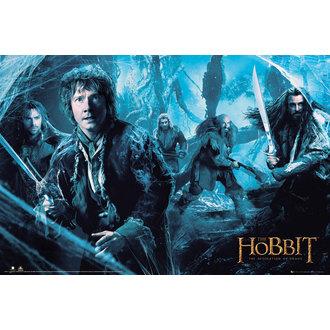 poster Lo Hobbit - Desolazione of Smaug Bosco Atro - GB posters, GB posters