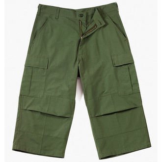 3/4 pantaloni uomo ROTHCO - CAPRI - OLIVE Grigiastro, ROTHCO