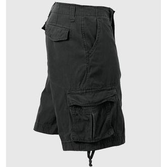 pantaloncini uomo ROTHCO - VINTAGE FANTERIA - BLACK, ROTHCO