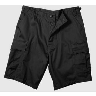 pantaloncini uomo ROTHCO P / C - BLACK, ROTHCO