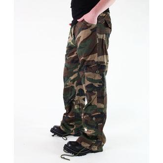 pantaloni donna ROTHCO - VINTAGE PARATROOPER - Fatigues CAMO, ROTHCO