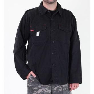 camicia uomo ROTHCO - VINTAGE BDU - BLACK, ROTHCO