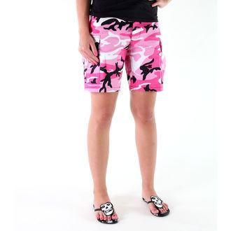pantaloncini ROTHCO - BDU P / C - ROSA CAMO, ROTHCO