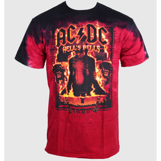 t-shirt metal uomo donna unisex AC-DC - Bells - LIQUID BLUE, LIQUID BLUE, AC-DC