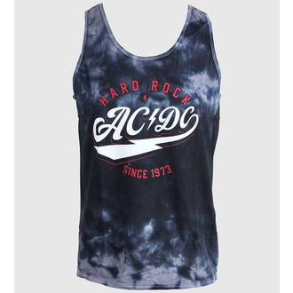 t-shirt uomo AC / DC - Hard Rock - Liquid Blue, LIQUID BLUE, AC-DC