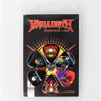 scelte Megadeth - PERRIS LEATHERS - MD2